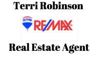 Terri Robinson Remax Real Estate Agent