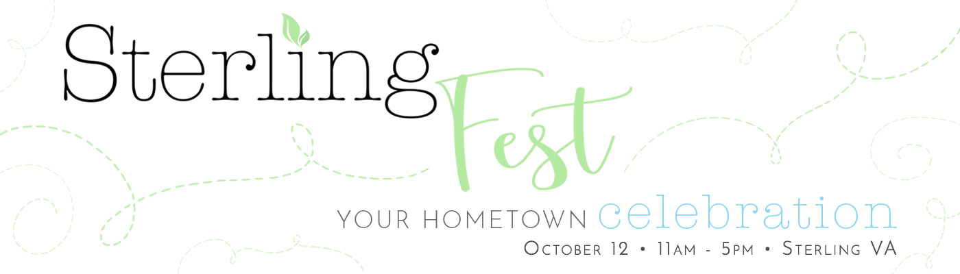 SterlingFest - Your hometown celebration - October 12 - 11am-5pm - Sterling VA